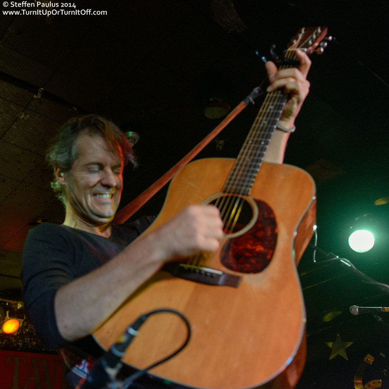Blue Rodeo @ James Gray Memorial @ Horseshoe Tavern, Toronto, ON, 18-August 2014