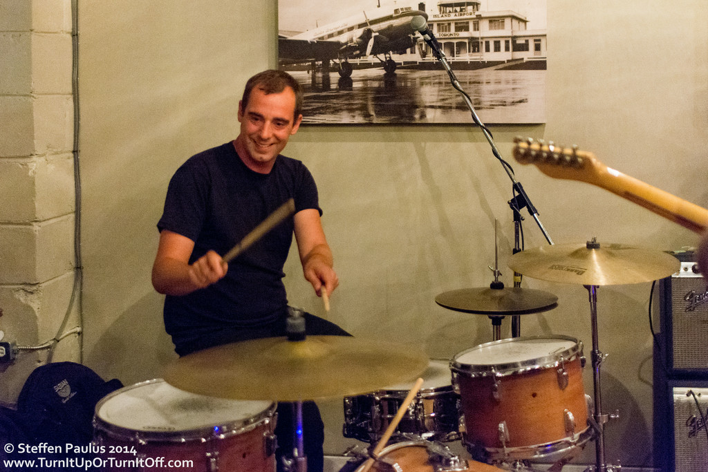 Peter Elkas @ 777 Richmond St. West, Toronto, ON, 28-August 2014