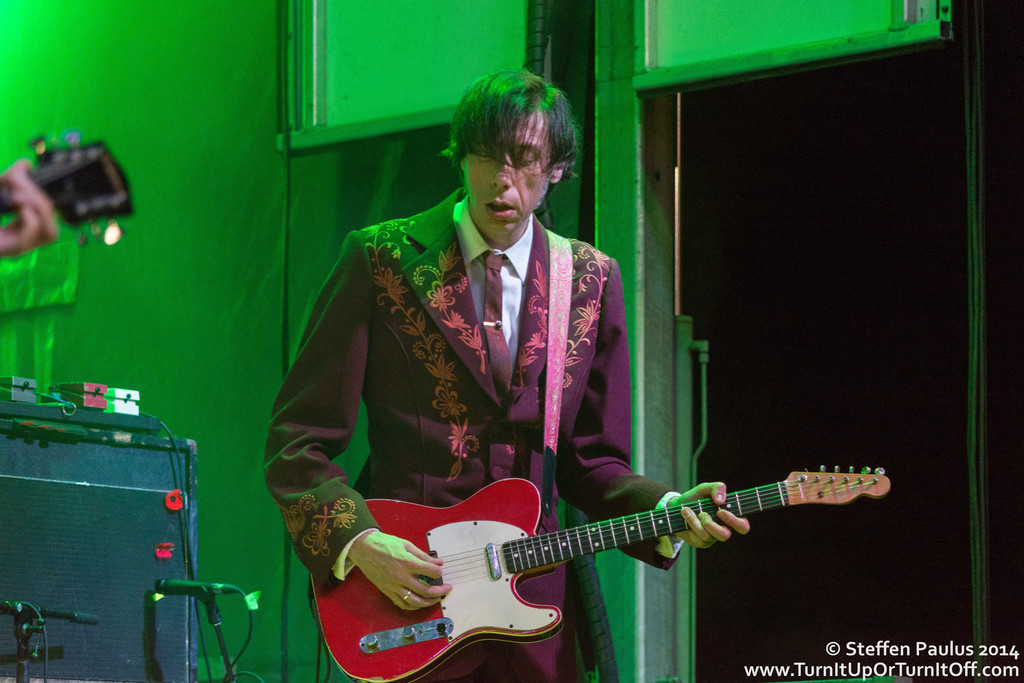 The Sadies @ Junction Music Festival, Toronto, ON - Main Stage, 20-September 2014