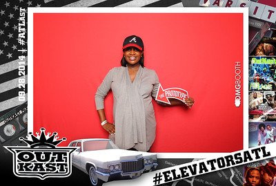 "2014.09.28 #ElevatorsATL Outkast 20yr Anniversary Concert #ATLast  ""Like"" us at www.facebook.com/omgbooth to TAG + SHARE + DOWNLOAD your photos  This event was brought to you by The Common Good Agency, Deep Eddy Vodka, The Influence Factory, jimadams.farm and Urban Hang Suite"