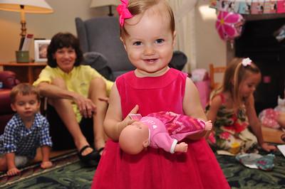 2014.10 Ellie & Mommy Birthday Celebrations