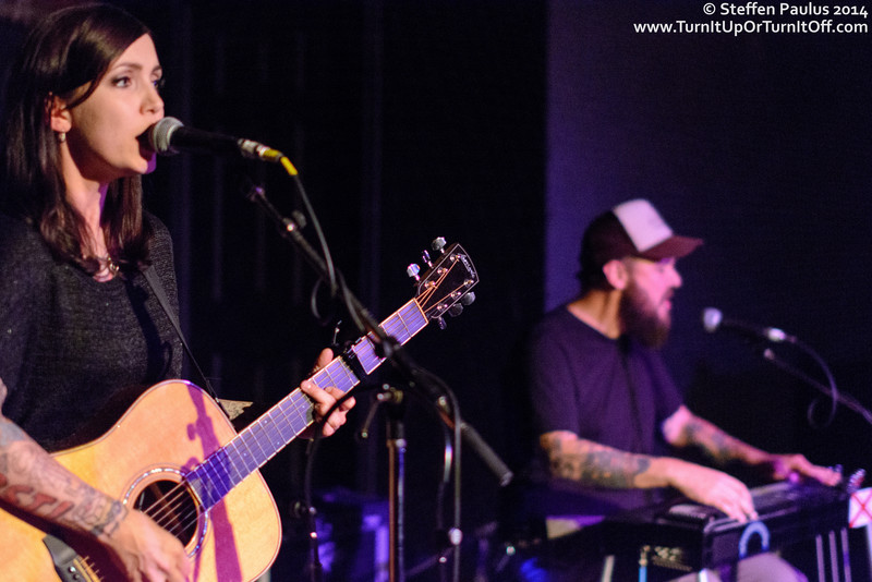 Billy The Kid @ The Cave, Toronto, ON, 1-October 2014