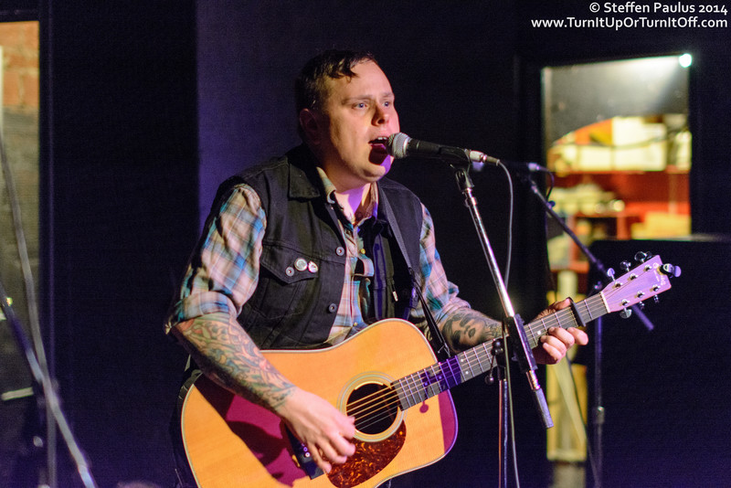 Austin Lucas @ The Cave, Toronto, ON, 2-October 2014