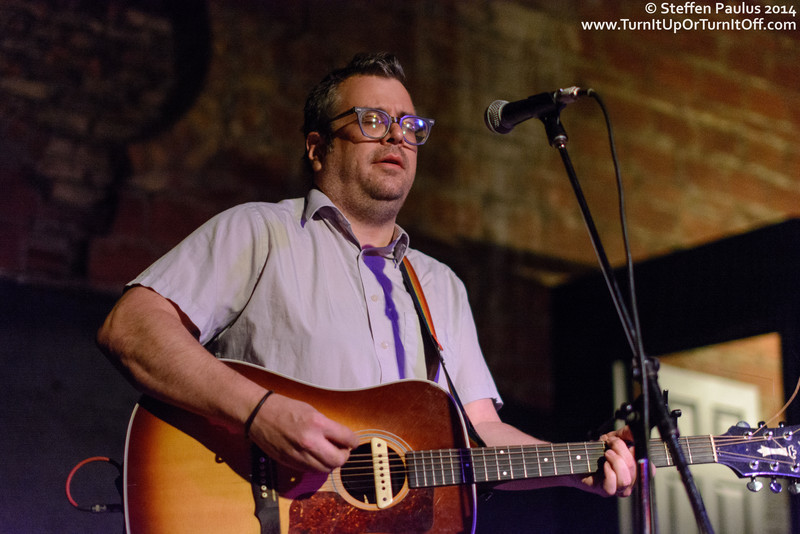 Jon Snodgrass @ The Cave, Toronto, ON, 2-October 2014
