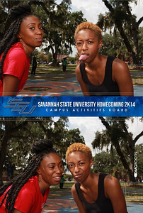 """2014.10.03 Savannah State University Homecoming First Friday Savannah State University 