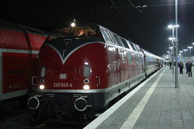 24th - 27th January 2014 Germany V200 Tour to Wernigerode