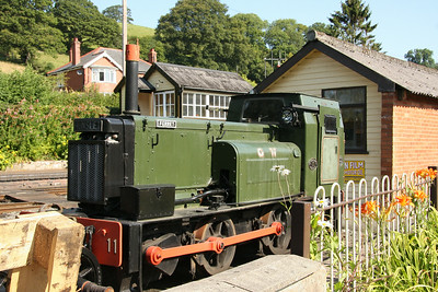 25th - 27th July 2014 North Wales Narrow Gauge