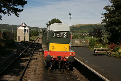 28th August 2014 Gloucestershire Warwickshire Railway