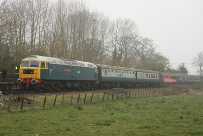 4th & 5th April 2014 Mid Norfolk Railway Diesel Gala