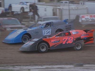 #027 Jordan Erickson and #72 Kyle Borgman
