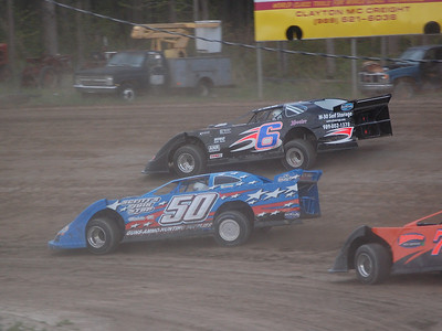 #50 Scott Phillips and #6 Carl Ries