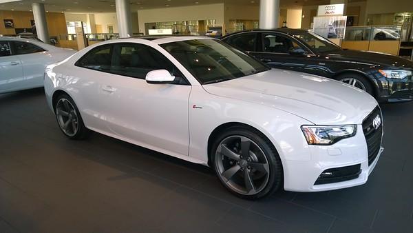 5-20-2014 Audi S5