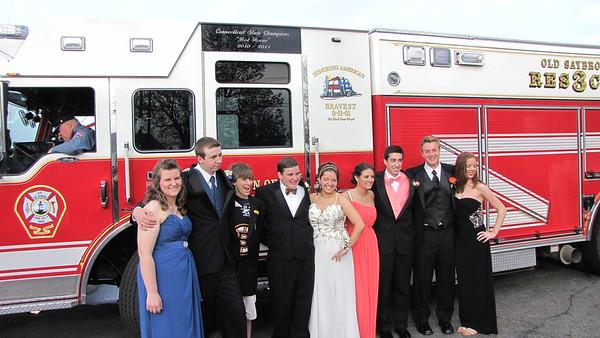 5/10/2014 Old Saybrook Prom