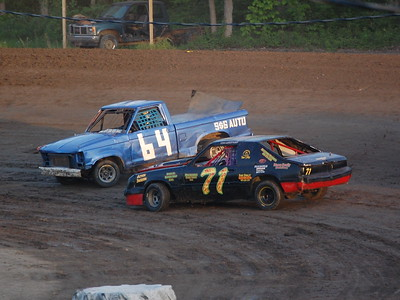 #71 Scott Boyd and #64 Steve Keeler Jr.