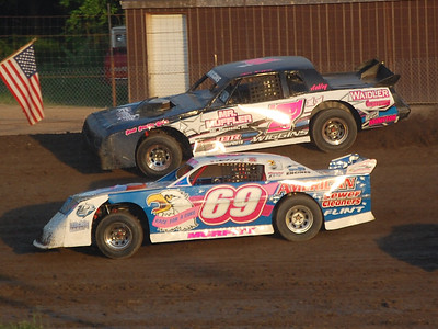 #69 Nate Murphy and #711 Chris Wiggins