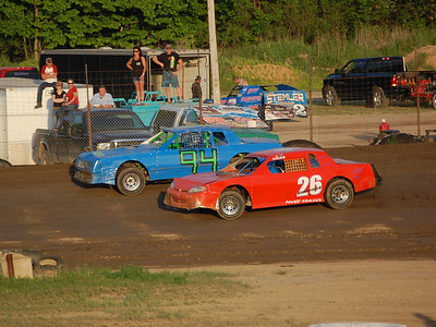 #94 Dennis Parker and #26 Mike VanderMark Jr.