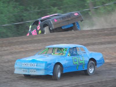 #94 Dennis Parker and #57 Brandon Weber