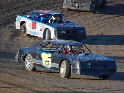 #15 Jay Harnick and #25 Tim Vestrand