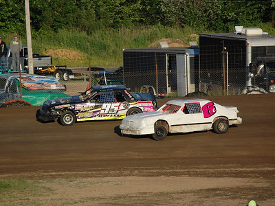 #95 Brendan Powell and #6C Dwight Crawford