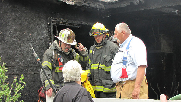 6/4/2014 East Lyme Structure Fire