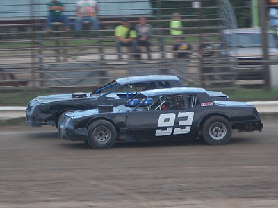 #93 Willis McKenzie and #08 Doug Patterson