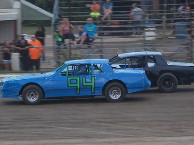 #94 Dennis Parker and #08 Doug Patterson