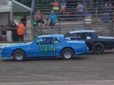 #94 Dennis Parker and #08 Doug Patterson