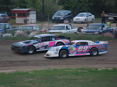 #711 Chris Wiggins and #69 Nate Murphy