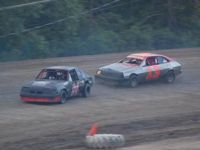 #94 Scott Boyd and #13 Kyle Galgoci