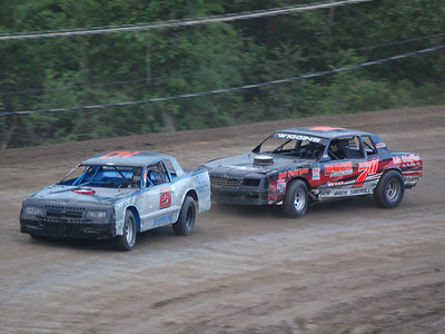 #25 Tim Vestrand and #711 Chris Wiggins Jr.