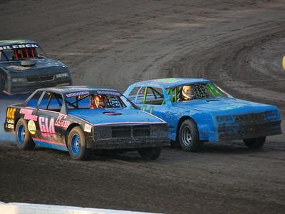 #614 Andrew Weber and #94 Dennis Parker