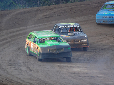 #73 Jason Wiley and #59 Jay Chlebek