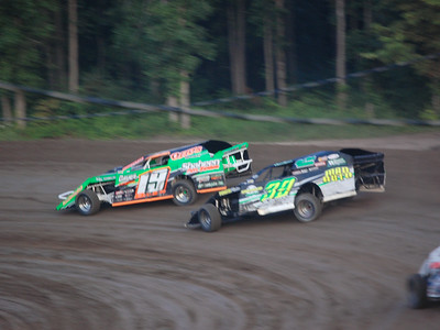 #19 Chad Bauer and #39 Chad Spencer