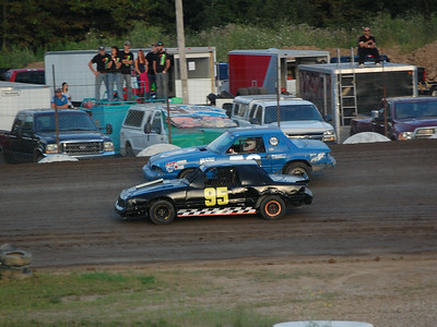 #95 Bill Snover and #50 James Wright