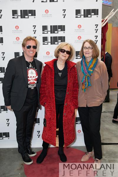 0226 Keanan Duffty, Gladys Perint Palmer, Sharon Murphy