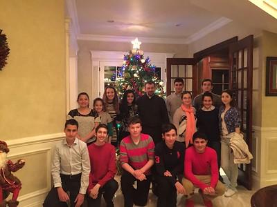 ACYOA Jr. Christmas Party 2014