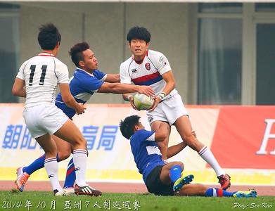 七人制亞巡賽 中華 韓國18