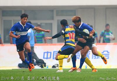 七人制亞巡賽 中華 哈薩克09