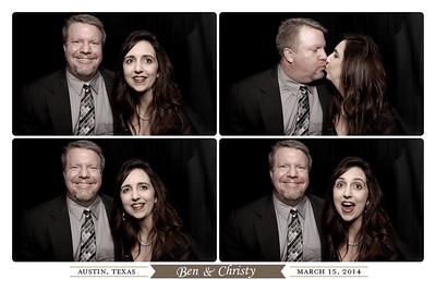 AUS 2014-03-15 Ben & Christy