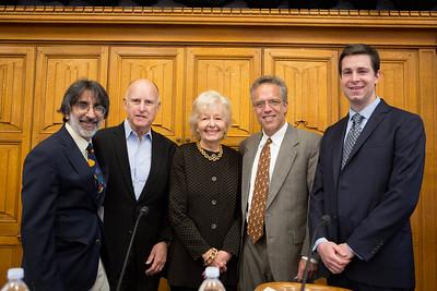 Picking Judges Panel