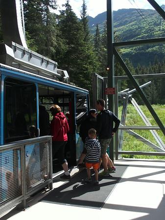 Girdwood, AK, Alyeska Resort Gondola
