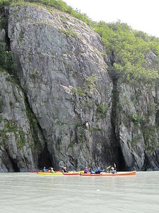 Slate Rock Kayakers-Chris Little *10