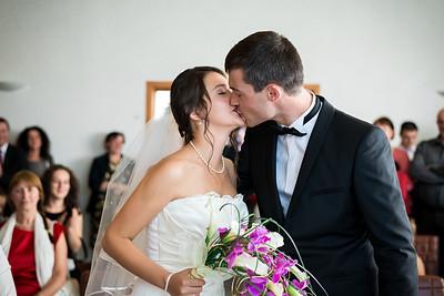 Alina & Thiery mariage Mavaleix