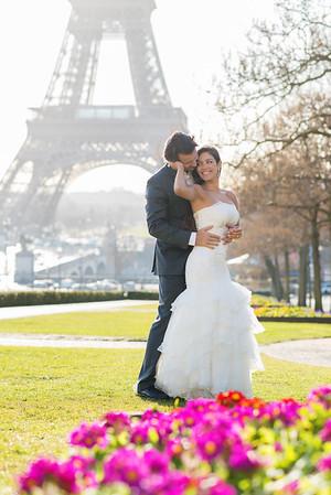 Aline & Ricardo Paris