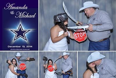 Amanda & Michael