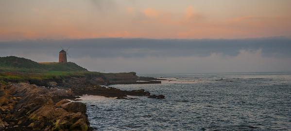 An evening by the Fife Coast