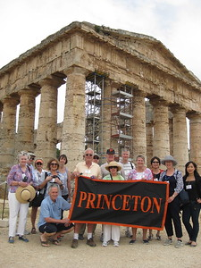 Princeton Journeys Travelers at Segesta, Sicily - Johanna Frymoyer (2)