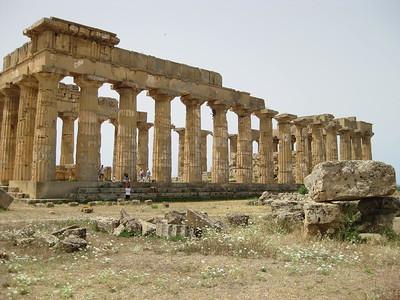 Selinunte, Sicily - Johanna Frymoyer