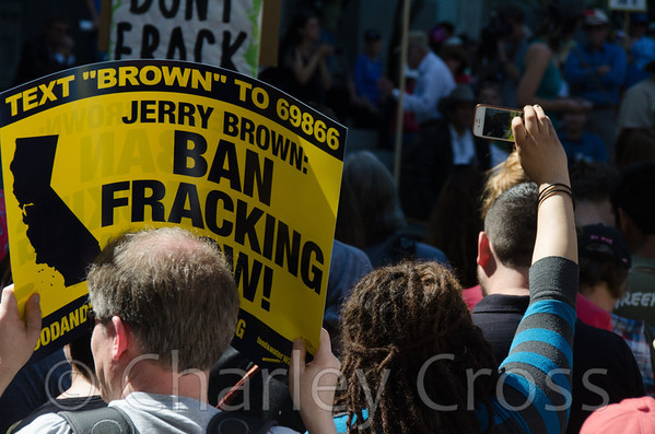 Anti-Fracking Rally
