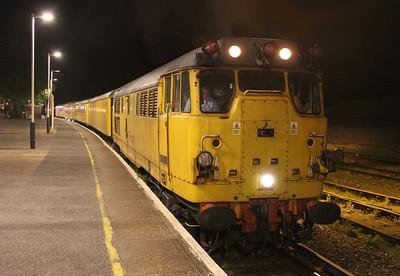 31285 Eastleigh 24/04/14 3Z08 Eastleigh to Eastleigh